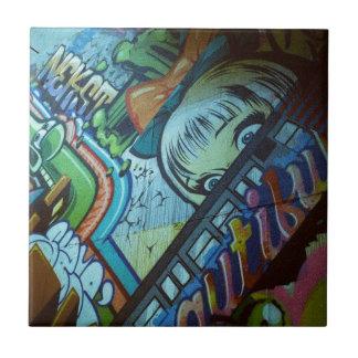 SOHO Street Art - Film Ceramic Tiles