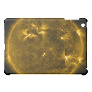 Solar activity on the Sun 4 iPad Mini Cases