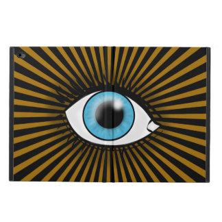 Solar Blue Eye