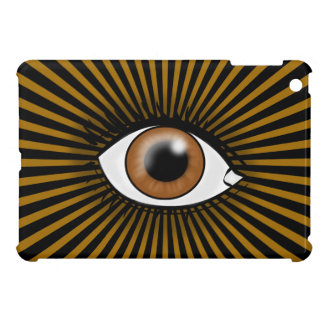 Solar Brown Eye Case For The iPad Mini