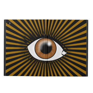 Solar Brown Eye Powis iPad Air 2 Case