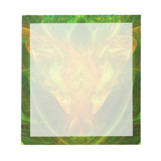 Solar Butterfly Notepad