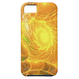 Solar Chaos iPhone 5 Cover