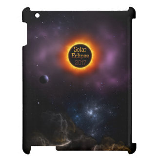 Solar Eclipse 2017 Nebula Bloom Cover For The iPad