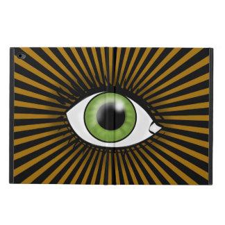 Solar Green Eye