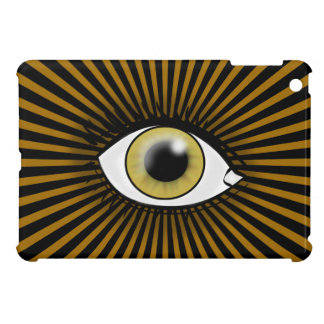 Solar Hazel Eye Case For The iPad Mini