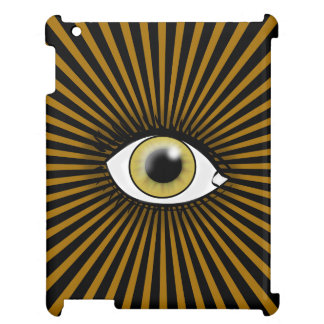 Solar Hazel Eye Cover For The iPad