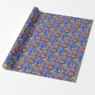 solar plant wrapping paper