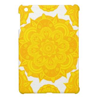 Solar Plexus Chakra Mandala Case For The iPad Mini