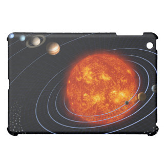 Solar System 8 iPad Mini Case