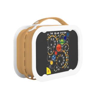 Solar System Lunchbox