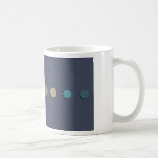 Solar System Planets Mug! Basic White Mug