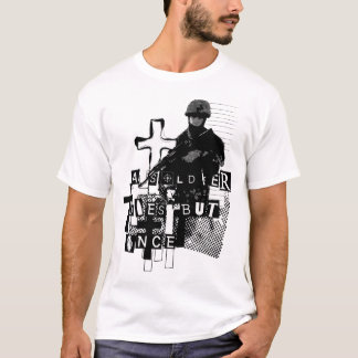 Soldier by ShawtyX T-Shirt