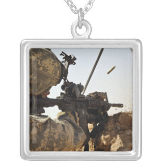 soldier engages enemy forces custom jewelry
