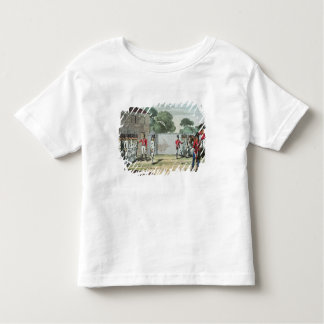 Soldiers Drilling, 1807 T Shirts