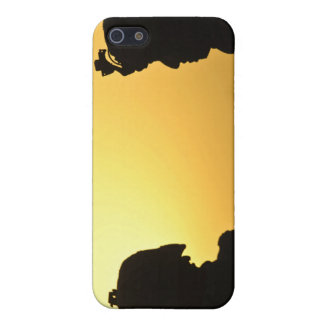 soldiers iPhone 5 cover