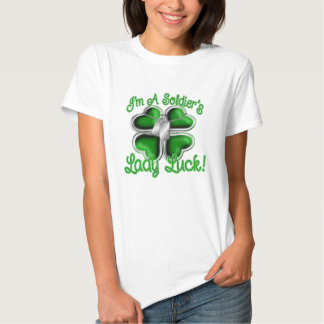 Soldier's Lady Luck Shirt