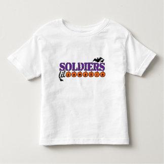 Soldiers Lil' Pumpkin Tee Shirt