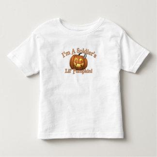 Soldier's Lil' Pumpkin Tees