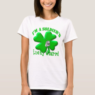 Soldier's Lucky Charm T-Shirt