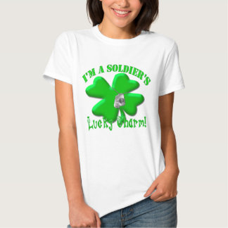 Soldier's Lucky Charm Tee Shirt