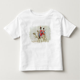 Soldiers of the Dromedary Regiment, 1839 Toddler T-Shirt