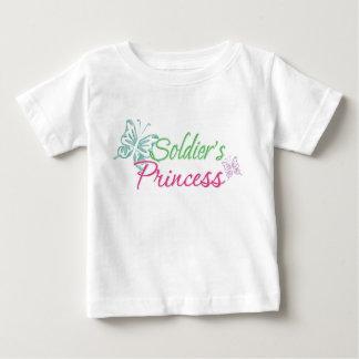 Soldier's Princess T-shirts