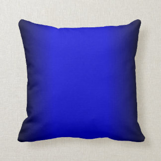Solid Electric Blue Cushion