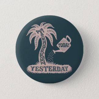 Solid Foundation 6 Cm Round Badge