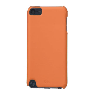 Solid Orange iPod Touch (5th Generation) Covers