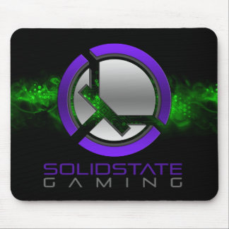 Solid State Gaming Mousepad - Green