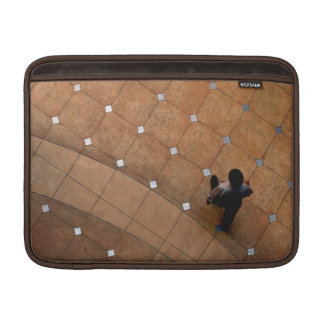 Solitude in the City Rickshaw Sleeve For MacBook Air
