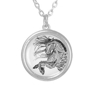 Solofanua Silver Plated Necklace