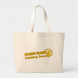 SOLOMON ISLANDS CANVAS BAG