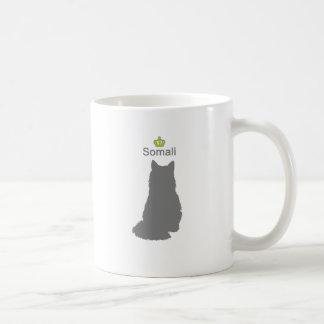 Somali g5 basic white mug