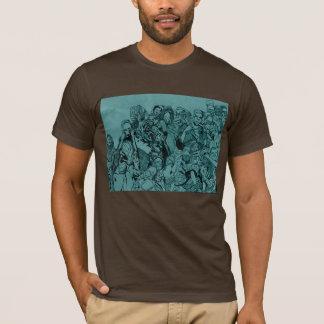 Somalia Brown T-Shirt