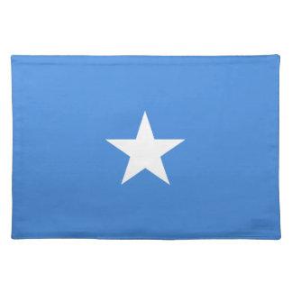 Somalia Flag American MoJo Placemat