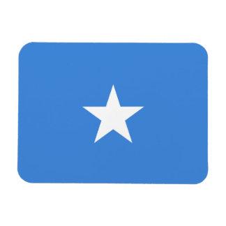 Somalia Flag Premium Magnet
