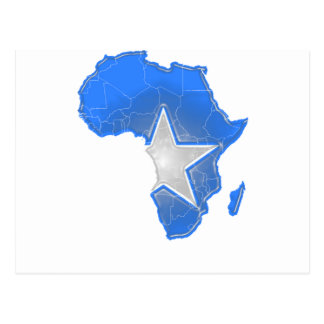Somalia Postcard