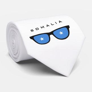Somalia Shades custom text & color tie