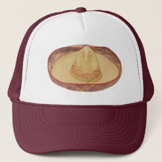 Sombrero Cinco de Mayo T-shirts and Gifts Trucker Hat
