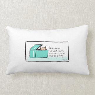 Some Days Lumbar Cushion