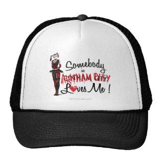 Somebody in AC Loves Me - Harley Cap