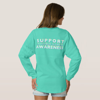 Someone I Love Has/Support Illness Awareness Spirit Jersey