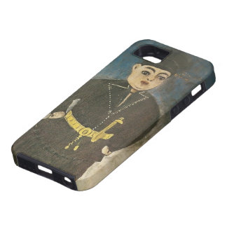 Son of a wealthy kintos by Niko Pirosmani iPhone 5 Cover