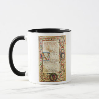 Song in praise of Laure Mug