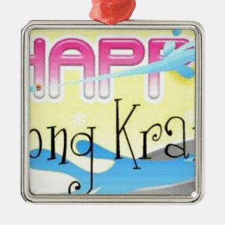 Songkran 2013 christmas ornament