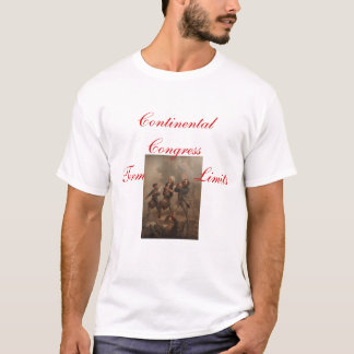 sons-liberty, Continental CongressTerm         ... T-Shirt