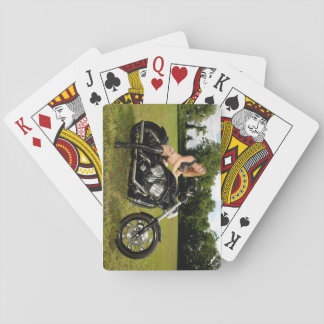 Sons Of Anarchy with Alt Angel Iris Playing Cards