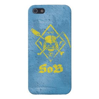 Sons of Ben iPhone5 Case - Spraypaint